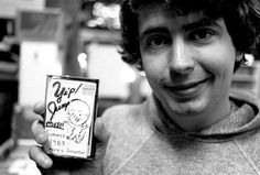 Daniel Johnston. I dig this dude. He was in London while I was here. His show was sold out. I wish I could have been there.