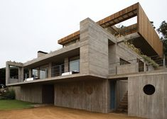 geometric architecture http://static.dezeen.com/uploads/2012/11/dezeen_Casa-El-Pangue-by-Elton-and-Leniz_12.jpg