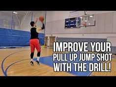 Academy of Scoring Basketball - Youth Basketball Drill: How To: Shoot A Pull Up Jump Shot! TSA Is a Complete Ball Handling, Shooting, And Finishing System! Here's What's Included. Basketball Shooting Drills, Basketball Academy, Basketball Systems, Street Basketball, Basketball Tricks, Basketball Practice, Basketball Workouts, Basketball Skills, Basketball Court