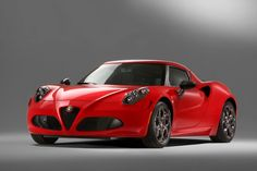 New Alfa Romeo 4C Images Revealed   thoughts?