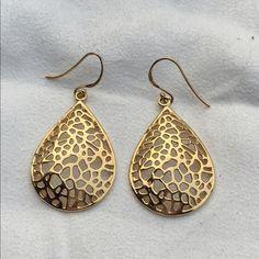 Kendra Scott earrings Gold Kendra Scott Jewelry Earrings