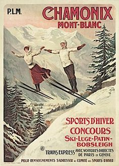 Conjuring snowy peaks and the glamour of après ski, it's no wonder vintage ski posters are whooshing out of the salerooms, says AR expert Katherine Higgins {Homes & Antiques}