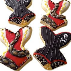 9da97a3975 Holiday Collection  Lingerie Cookies