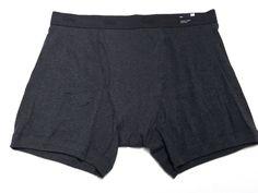 Gap XL Classic Cotton Boxer Briefs Gray Cotton Extra Large NEW NWT #GAP #BoxerBrief