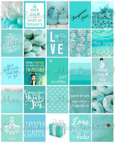 These printable Tiffany and Breakfast at Tiffanys Quote Stickers are a fun and colorful way to include in your pages in your planner! Each inch by 11 inch page contains 25 unique quote image stickers, they are sized at inches by inch tall. Printable Planner Stickers, Journal Stickers, Printables, Project Life, Stickers Cool, Image Stickers, Breakfast At Tiffanys, Erin Condren Life Planner, Planner Organization