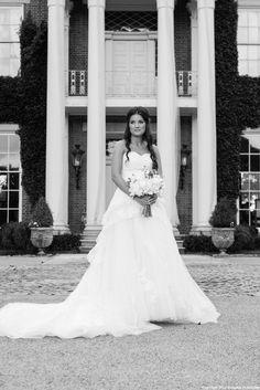 Radebaugh/Betancourt Wedding - Remnant Fellowship Weddings  Wedding dress idea, summer wedding, southern wedding photos, long train