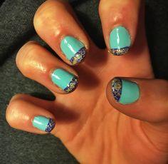 Cupcake nails.