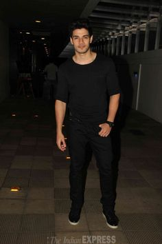 Sooraj Pancholi at success party of #Hero. #Bollywood #Fashion #Style #Handsome