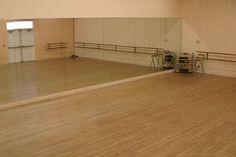dance studio!!