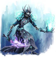 Undead Mage (Forsaken)