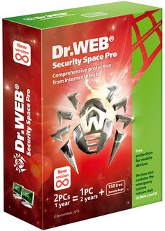 Dr.Web Security Space 11.0 License Key & Crack free Download
