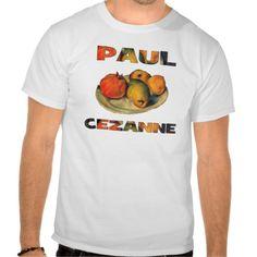 Paul Cezanne Tee Shirt