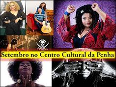 Agenda Cultural do ALTO TIETÊ: AGENDA DE SETEMBRO: Do Chorinho ao Rock no Centro ...