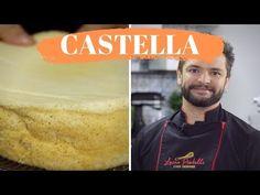 Pastel Castella   Lucas Piubelli - YouTube Cupcakes, Dairy, Pastel, Cheese, Youtube, Sweet Recipes, Cakes, Ideas, Dessert Food