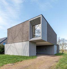 DE BAEDTS House / Architektuuburo Dirk Hulpia, © Alejandro Rodriguez