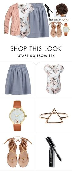 """""""what a beautiful name it is."""" by lizzybel-18 ❤ liked on Polyvore featuring Marc by Marc Jacobs, Kate Spade, Bobbi Brown Cosmetics, Hollister Co. and beldesigns17"""