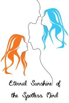 Eternal Sunshine of the Spotless Mind lettering