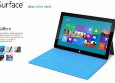 ¡Microsoft se lanza a la piscina de las tablets con Surface!