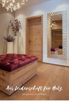 Oversized Mirror, Doors, Furniture, Interior Design, Closets, Home Decor, Houses, Puertas, Corridor