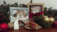 It's Almost That Time...We're Thinking Holidays! Beautiful Gift Boxes And Gift Tins Filled With Decadent, Delicious Belvidere Biscuits From The Belvidere Baking Company!
