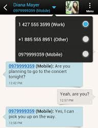 Learn how to reply message on your HTC One. You can also reply message to contact's other phone numbers.