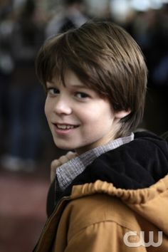 """""""After School Special"""" - Colin Ford as Young Sam in SUPERNATURAL on The CW. Photo: Michael Courtney/The CW©2008 The CW Network, LLC. All Rights Reserved."""