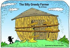 New Testament: Parable of the foolish farmer.