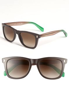 MARC BY MARC JACOBS Retro Sunglasses available at #Nordstrom
