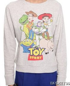 Forever 21 Disney TOY STORY Pullover Sweater. I think I need to make a trip here! Sorry, I am on a Disney sweater kick!
