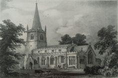 St. Oswald's Church  (1800s)