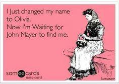 Call me Olivia...