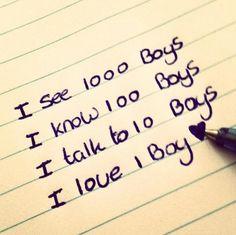 See 1000, love 1