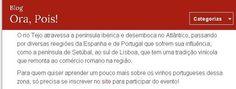 Detalhe: 'Caravana dos Vinhos do Tejo' - 'Grande Prova Anual de Vinhos do Tejo' no Site da Revista Viagem e Turismo, com Guia Quatro Rodas, Blog Ora, Pois!