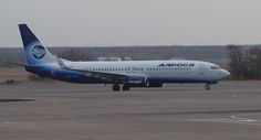 An example of fleet modernization and rebranding (compare with the Il-76 and Tu-154 with Alrosa's old livery), but the diamond could not be missing! (Alrosa is Russia's main diamond miner in addition to running its own airline)