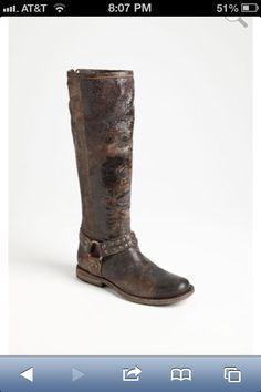 Frye Boots! Looove