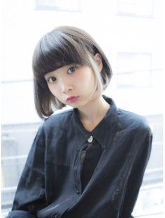 【salon de MiLK原宿】インナーカラー×ワンカール
