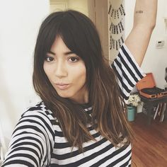 "This is my ""just got a ticket for jaywalking"" selfie. 