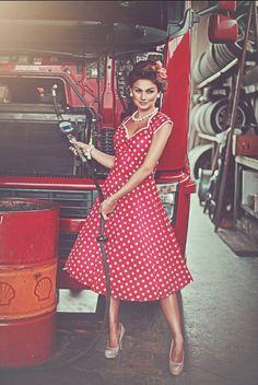 Jan Špatenka a syn, spol. s. r. o. – Sbírky – Google+ Trucks And Girls, Big Trucks, Pin Up, Lady, Inspiration, Vintage, Collection, Google, Fashion