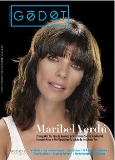 Número 35. Octubre 2013. Maribel Verdú protagoniza Los hijos de Kennedy en el Teatro Alcázar
