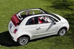 The Fiat 500C Lounge Cabrio Is Turning Heads! ‪#‎FindlayFiat‬ http://www.eurweb.com/2015/12/donloe-on-cars-the-fiat-500c-lounge-cabrio-is-turning-heads/
