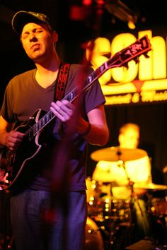 Jake Cinninger of Umphrey's McGee-- by far on eof the sickest guitarists of all time!