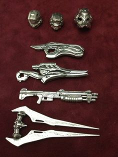 #Halo Pewter Pendants Set ($20) Want!!