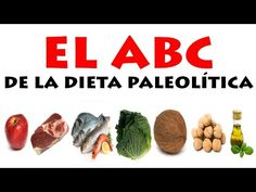 Paleodieta - El ABC de la Dieta Paleolítica - YouTube Paleo Diet For Beginners, Recipes For Beginners, Healthy Fats, Healthy Choices, Paleo Recipes, Snack Recipes, Anytime Fitness, Extreme Diet, You Gave Up