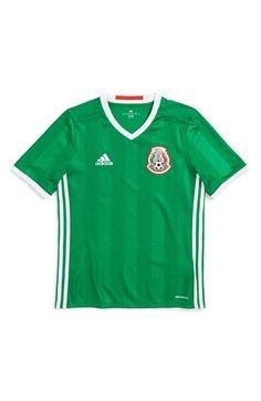 fe6372c7b1a adidas  Mexico - Home  Replica Soccer Jersey (Little Boys   Big Boys)