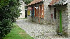 Museum ' Bachten de Kupe' Izenberge ( Belgium)