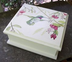 crafted wooden boxes - Google Search