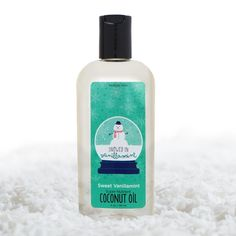 Perfectly Posh Snowed In Coconut Oil