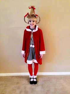 Adorable Cindy Lou Who Cosplay Cindy Lou Who Costume Cindy Loo Diy Grinch Cindy Lou Who Costume Cindy Lou Who Costume Kids Cindy Lou Who Halloween Costume Contest At Costume Works Com Cindy Lou Who… Whoville Costumes, Dr Seuss Costumes, Whoville Hair, Christmas Costumes, Diy Costumes, Costume Ideas, Whoville Christmas, Couple Costumes, Group Costumes