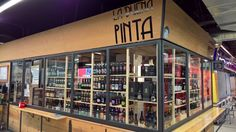 La Buena Pinta, Madrid, Bier in Madrid, Bottle Shop, Bier vor Ort, Bierreisen, Craft Beer