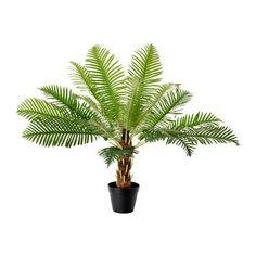 FEJKA Planta artificial en maceta IKEA Tiene la misma frescura que una planta natural y conserva su belleza año tras año.